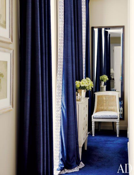 Blackout Curtains blackout curtains navy blue : Navy Blue Velvet Blackout Curtains - Best Curtains 2017